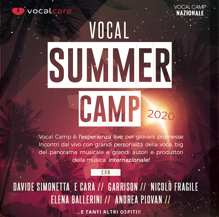 Hier komt de Vocal Camp Online